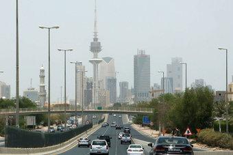 انكماش الناتج المحلي الإجمالي في الكويت 9.9% في 2020