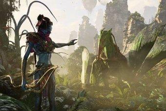 الكشف عن لقطات من لعبة «أفاتار» ..والطرح 2022