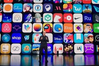 """""""أبل"""" تكشف عن المزايا الجديدة لنظام iOS 15 خلال مؤتمر المطورين"""