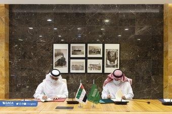 توقيع مذكرة تفاهم في مجال أمن الطيران بين السعودية والإمارات
