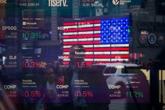 الأسهم الأمريكية تستهل تداولاتها منخفضة بعد تصريحات رئيس الاحتياطي الاتحادي