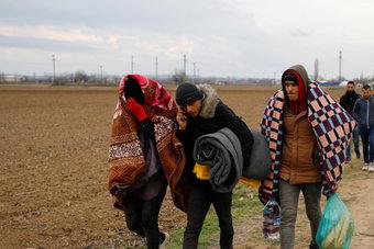 الاتحاد الأوروبي ينفق مليارات الدولارات لدعم اللاجئين في عدد من الدول