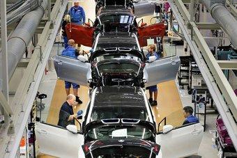 ثقة الشركات الألمانية تتجاوز أزمة كورونا وتسجل ذروة عامين ونصف