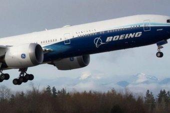 بوينج تعرض طائرة الشحن الجديدة 777إكس والقطرية تتطلع لطلبية