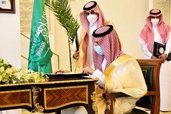 توقيع 6 مذكرات تفاهم  في الاجتماع الأول لمجلس التنسيق السعودي الكويتي