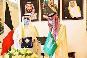 السعودية والكويت تفعلان مجلس التنسيق بتوقيع 6 اتفاقيات