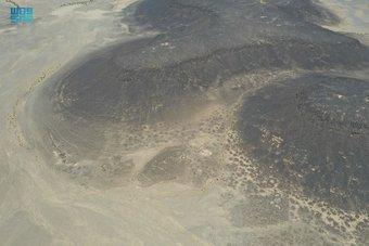 هيئة التراث تُطلق مشروع المسح الأثري للمنشآت الحجرية في منطقة الجوف