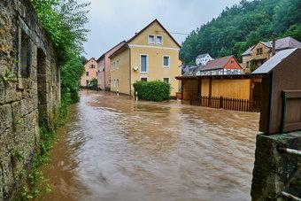 السيول تضرب ولاية بافاريا الألمانية وارتفاع قتلى فيضانات أوروبا إلى 183