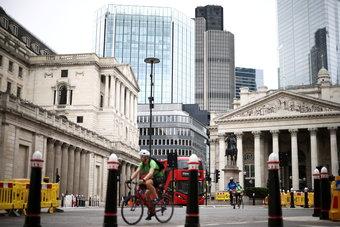 مسؤولة في بنك إنجلترا المركزي: التعافي العالمي أكثر هشاشة مما يبدو