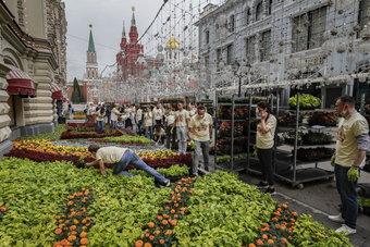 ارتفاع قياسي لوفيات كورونا في روسيا وأكثر من 23 ألف إصابة جديدة
