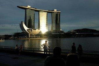 سنغافورة ليست ودية مع الأجانب