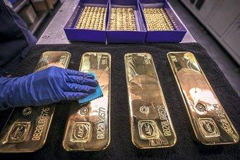 """الذهب يرتفع بدعم من انخفاض عوائد السندات الأمريكية ومخاوف """"كورونا"""""""
