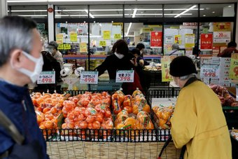 إنفاق الأسر اليابانية يرتفع 11.6% خلال مايو الماضي