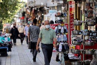 قفزة كبيرة لإصابات كورونا في إيران.. أكثر من 23 ألف حالة جديدة