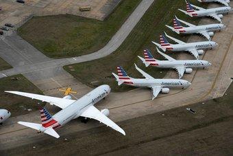 ارتفاع عدد المسافرين على شركات الطيران الأمريكية خلال يونيو