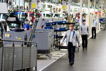الاقتصاد الألماني ينمو بمعدل 1.6% خلال الربع الثاني