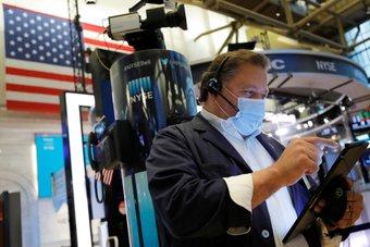 الأسهم الأمريكية تغلق على انخفاض وتوقف سلسلة المكاسب