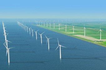 أمريكا تعتزم بيع حقوق إنشاء مزارع بحرية لطاقة الرياح