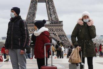 عدد الفرنسيين المصابين في المستشفيات ازداد 25% في ثلاثة أسابيع