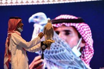 بمشاركات عالمية .. انطلاق معرض الصقور والصيد السعودي الدولي 1 أكتوبر