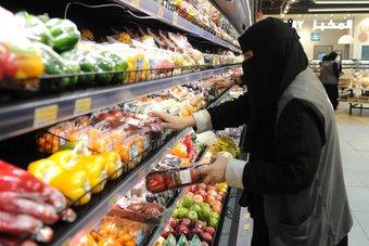 ارتفاع التضخم في السعودية 0.3% خلال أغسطس