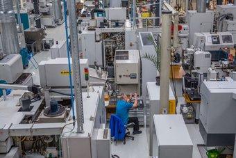 توقعات بارتفاع إنتاج قطاع الآلات في ألمانيا 5% خلال 2022