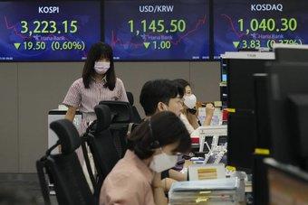 جنون استثماري .. 30.2 تريليون دولار تداولات سوق الأسهم الكورية خلال 2020