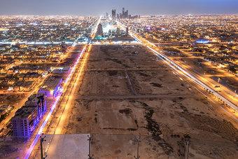 الأراضي البيضاء : صرف 107 ملايين ريال لمشروع الإسكان غرب مطار الرياض