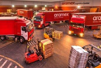 شركة  أرامكس  في دبي تجري محادثات لشراء  إم.إن.جي كارجو  التركية