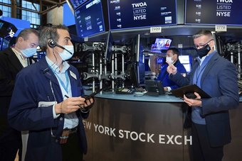 بورصة وول ستريت تغلق منخفضة قبيل تقارير أرباح الشركات