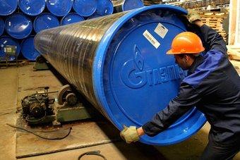 «غازبروم» تفند الاتهامات: توريدات من الغاز إلى الخارج ارتفعت على نحو ملحوظ