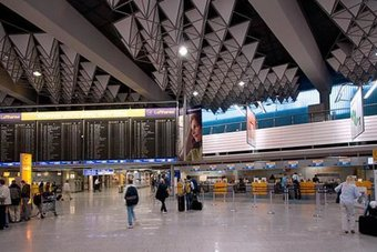 إفلاس الشركة المشغلة لمطار فرانكفورت