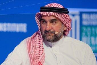 الرميان يؤكد على التزام أرامكو وصندوق الاستثمارات بالمساهمة في تحول المملكة إلى الطاقة النظيفة