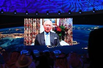 """أمير ويلز في منتدى """"مبادرة السعودية الخضراء"""": مبادرة المملكة البيئية استثنائية عالميا"""