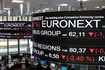 الأسهم الأوروبية تنهي اليوم على تراجع لكن تحقق أعلى ارتفاع أسبوعي في شهرين